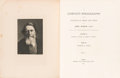 Books:Reference & Bibliography, [John Ruskin]. A Complete Bibliography of the Writings in Proseand Verse of John Ruskin, LL.D. Compiled by Thomas...(Total: 2 Items)