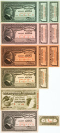 Miscellaneous:Gaming Chips, [Republican National Convention]. Collection of Tickets and Stubsfrom Two Separate Republican National Conventions. Include...