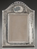 Silver Holloware, American:Other , A TIFFANY & CO. SILVER PICTURE FRAME, New York, New York, circa1892-1902. Marks: TIFFANY & CO., 10511, MAKERS, 6221,STER...