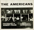 Books:Photography, [Photography]. Robert Frank. The Americans. New York: An Aperture Book, 1969. Museum of Modern Art edition. ...