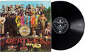 Music Memorabilia:Recordings, Beatles Sgt. Pepper's Lonely Hearts Club Band UK SecondPressing Unbanded Stereo LP (UK - Parlophone 7027, 1967). ...