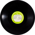 """Music Memorabilia:Recordings, Paul McCartney """"Oh Woman Oh Why"""" One-sided Apple 10"""" Acetate(1971)...."""