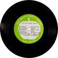 "Music Memorabilia:Recordings, Ringo Starr "" It Don't Come Easy"" Early UK Apple Acetate (UK - Apple R-5898, 1971)...."