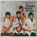 "Music Memorabilia:Recordings, Beatles Yesterday and Today First State ""Butcher Cover"" Mono LP (Capitol 2553, 1966)...."
