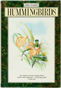 Books:Natural History Books & Prints, [John Gould]. John Gould's Hummingbirds. The complete renowned original edition with the 1861 supplement - 418 ful...
