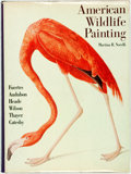 Books:Natural History Books & Prints, Martina R. Norelli. American Wildlife Painting. New York: Galahad Books, [1982]. With 64 color plates. Quarto. Publi...