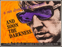 """And Soon the Darkness (Warner-Pathe, 1970). British Quad (30"""" X 40""""). Horror"""