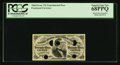 Fractional Currency:Third Issue, Milton 3E25F.2c 25¢ Third Issue PCGS Superb Gem New 68PPQ.. ...