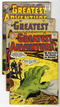Silver Age (1956-1969):Adventure, My Greatest Adventure Group (DC, 1959-62) Condition: Average GD/VG.... (Total: 6 Comic Books)