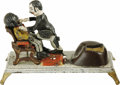 Antiques:Toys, Dentist Mechanical Bank...