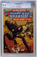 Bronze Age (1970-1979):Western, All-Star Western #6 (DC, 1971) CGC NM 9.4 Off-white to white pages....