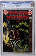 Bronze Age (1970-1979):Horror, Weird Mystery Tales #4 (DC, 1971) CGC NM+ 9.6 Off-white to whitepages....