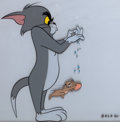 Animation Art:Production Cel, Chuck Jones The Tom and Jerry Movie Tom and Jerry ProductionCel (MGM, 1965)....