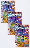 Modern Age (1980-Present):Superhero, X-Factor #1 Group (Marvel, 1986) Condition: Average NM.... (Total:47 Comic Books)