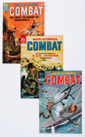 Silver Age (1956-1969):War, Combat File Copies Group (Dell, 1963-73) Condition: Average NM-....