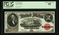 Fr. 59 $2 1917 Legal Tender PCGS Choice About New 58