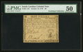 Colonial Notes:South Carolina, South Carolina October 19, 1776 $8 PMG About Uncirculated 50.. ...