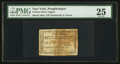 Colonial Notes:New York, New York- City of Poughkeepsie March 19, 1791 2d PMG Very Fine 25.....