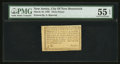 Colonial Notes:New Jersey, New Jersey- City of New Brunswick March 10, 1796 3d PMG About Uncirculated 55 EPQ.. ...