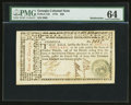 Colonial Notes:Georgia, Georgia May 4, 1778 $20 PMG Choice Uncirculated 64.. ...
