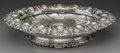 Silver Holloware, American:Bowls, A TIFFANY & CO. SILVER FOOTED CENTER BOWL, New York, New York,circa 1892-1902. Marks: TIFFANY & CO., 10663, MAKERS,2308,...
