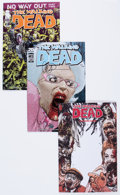 Modern Age (1980-Present):Horror, Walking Dead Group (Image, 2010-12) Condition: Average NM-....(Total: 40 Comic Books)