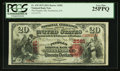 National Bank Notes:Pennsylvania, Norristown, PA - $20 1875 Fr. 435 The Peoples NB Ch. # 2581. ...