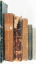 Books:Travels & Voyages, [Travel]. Group of Six Books on European Travel. Various publishers and dates, 1843-1919. ... (Total: 6 Items)
