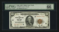 Small Size:Federal Reserve Bank Notes, Fr. 1890-B $100 1929 Federal Reserve Bank Note. PMG Gem Uncirculated 66 EPQ.. ...