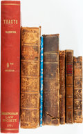 Books:World History, [English Law]. Group of Seven Books on English Law. Various publishers and dates, 1675-1781. ... (Total: 7 Items)