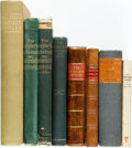 Books:Sporting Books, [Angling]. Group of Eight English Angling Books. Various publishersand dates, 1773-1925. ... (Total: 8 Items)