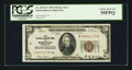Small Size:Federal Reserve Bank Notes, Fr. 1870-I* $20 1929 Federal Reserve Bank Note. PCGS Choice About New 55PPQ.. ...