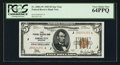Fr. 1850-J* $5 1929 Federal Reserve Bank Note. PCGS Very Choice New 64PPQ