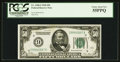 Small Size:Federal Reserve Notes, Fr. 2100-I $50 1928 Federal Reserve Note. PCGS Choice About New 55PPQ.. ...