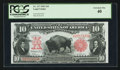 Fr. 117 $10 1901 Legal Tender PCGS Extremely Fine 40