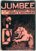Books:Horror & Supernatural, Henry S. Whitehead. Jumbee and Other Uncanny Tales. Arkham House, 1944....
