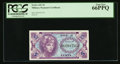 Military Payment Certificates:Series 641, Series 641 5c PCGS Gem New 66PPQ.. ...