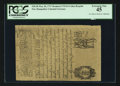 Colonial Notes:New Hampshire, Cohen Reprint New Hampshire May 20, 1717 Redated 1729 £4 PCGSExtremely Fine 45.. ...