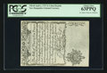 Colonial Notes:New Hampshire, Cohen Reprint New Hampshire April 1, 1737 3s PCGS Choice New63PPQ.. ...