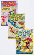 Silver Age (1956-1969):Science Fiction, Mystery in Space Group (DC, 1960-64) Condition: Average FN-.... (Total: 17 Comic Books)