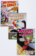 Silver Age (1956-1969):Science Fiction, Mystery in Space Group (DC, 1960-64).... (Total: 10 Comic Books)