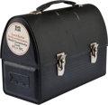 Football Collectibles:Others, 1968 Super Bowl II Press Member's Lunch Box....