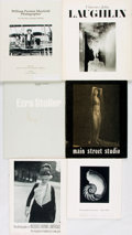 Books:Photography, [Photography]. Group of Six Photography Books. Various publisher's and dates, 1965-1997. ...