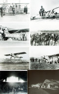 Books:Prints & Leaves, [Lindbergh/Spirit of St. Louis]. Small Archive of Material Relatingto Charles Lindbergh and the Spirit of St. Louis. May in...