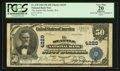 National Bank Notes:Washington, Seattle, WA - $50 1902 Plain Back Fr. 678 The Seattle NB Ch. #4229. ...