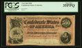 Confederate Notes:1864 Issues, T64 $500 1864 PF-1 Cr. 489A. ...