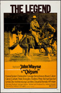 "Movie Posters:Western, Chisum (Warner Brothers, 1970). One Sheet (27"" X 41""). Western....."