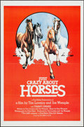 "Movie Posters:Documentary, Just Crazy About Horses & Others Lot (Fred Baker Films, 1978). One Sheet (27"" X 41"") Flat Folded. Documentary.. ... (Total: 4 Items)"