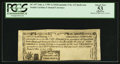Colonial Notes:South Carolina, South Carolina - City of Charleston July 6, 1789 1s/3d PCGSApparent About New 53.. ...
