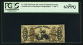 Fractional Currency:Third Issue, Fr. 1359 50¢ Third Issue Justice PCGS New 62PPQ.. ...